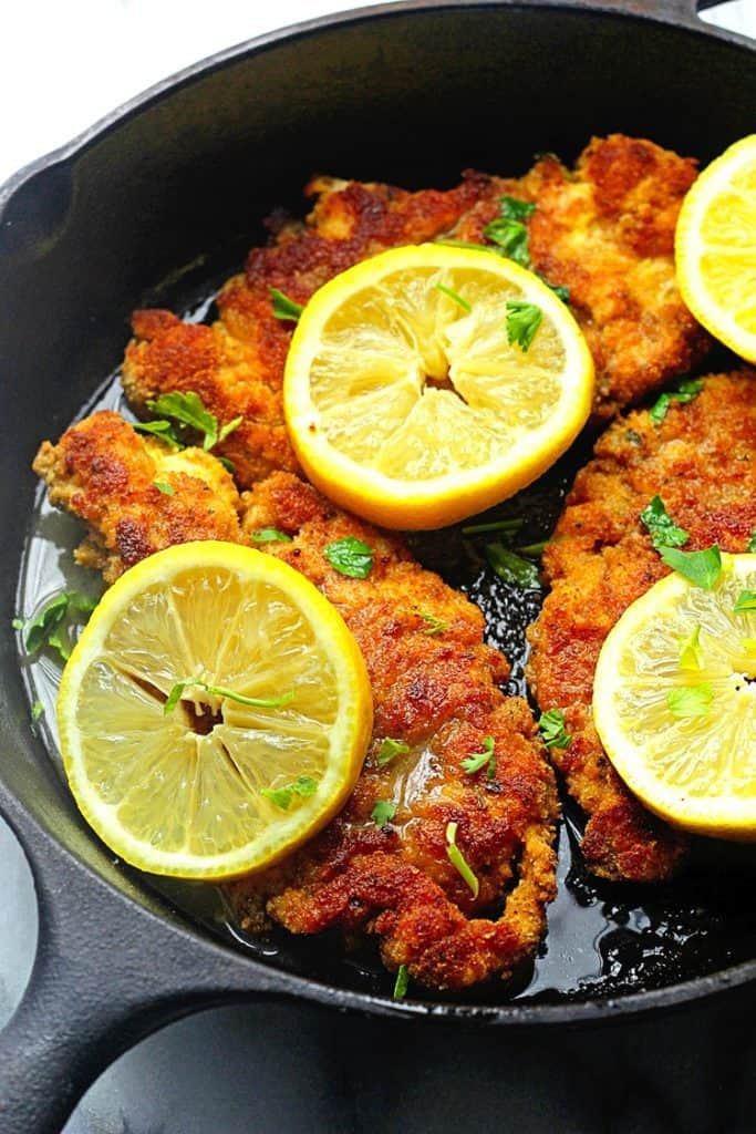 Breaded Chicken - Chicken Breast Recipes