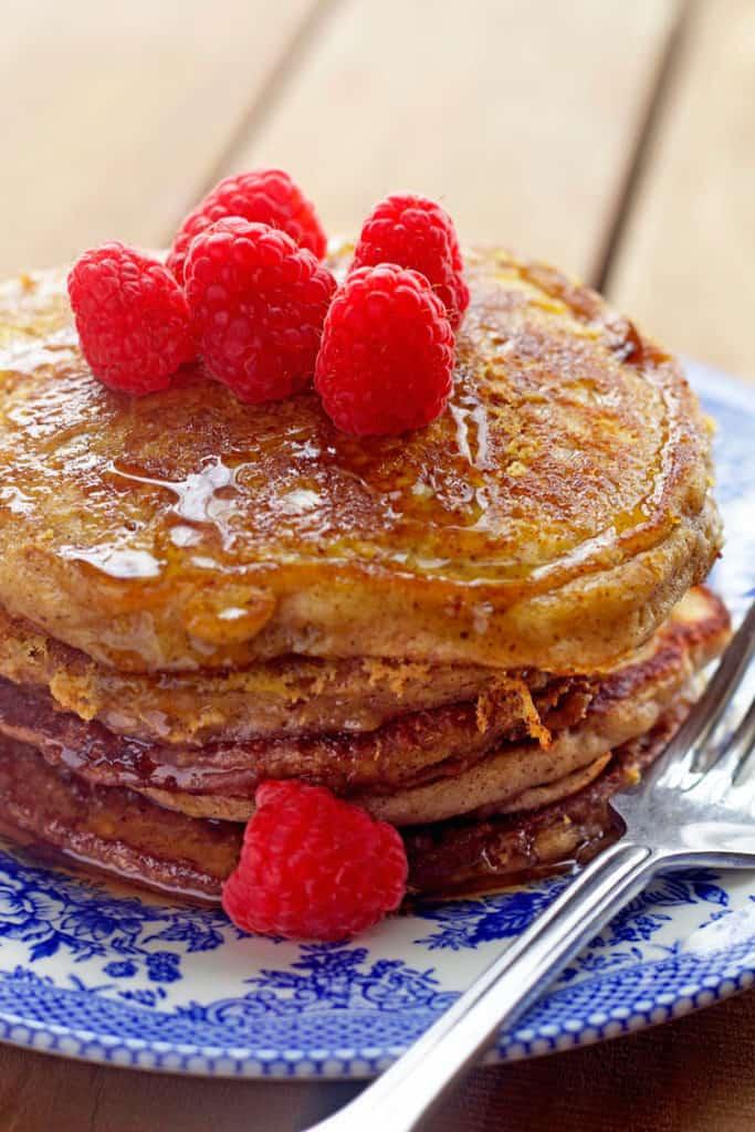 french toast pancakes 1 683x1024 - French Toast Pancakes Recipe