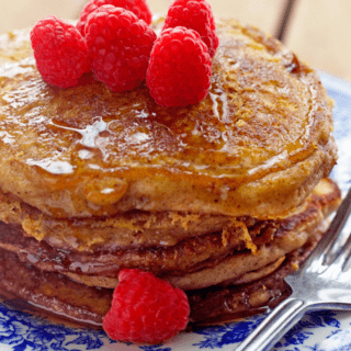 French Toast Pancakes | Grandbaby Cakes