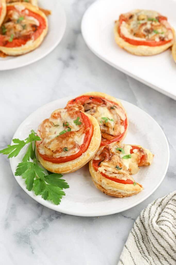 Tomato Tarts | Grandbaby Cakes