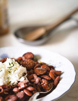 Kidney Beans Recipe - Red Beans and Rice Recipe