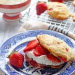 Strawberry Shortcakes Made With Strawberry Biscuits | Grandbaby Cakes