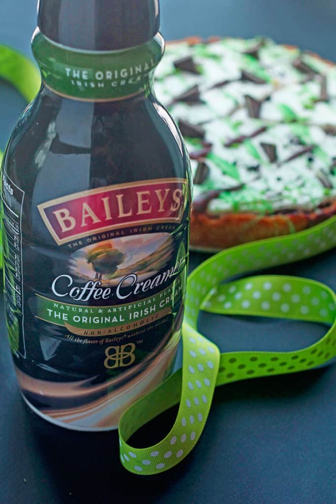 baileys st. patricks day dessert pizza 61 683x1024 - St. Patrick's Day Dessert Pizza
