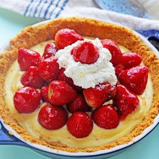 strawberry tart 1 320x320 - Strawberry Tart