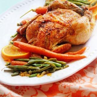Orange Honey Roast Chicken 1 320x320 - Orange Honey Roast Chicken
