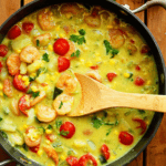 Shrimp and Corn Chowder | Grandbaby Cakes
