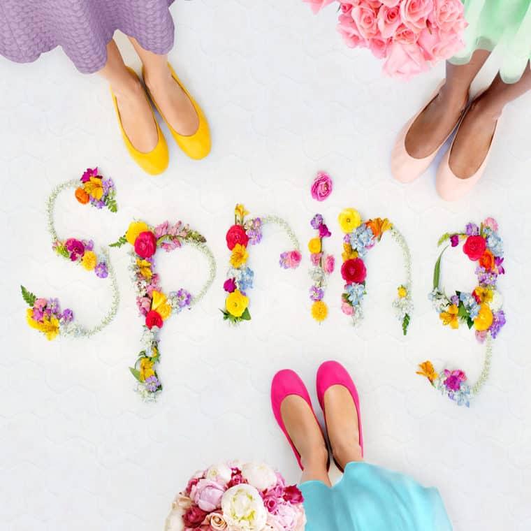 Tieks Spring Giveaway