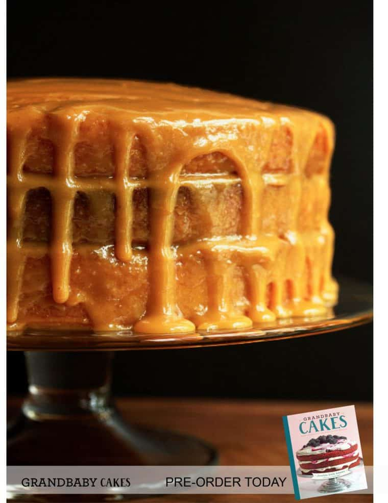 Grandbaby Cakes Caramel Cake2.png 789x1024 - Introducing the Grandbaby Cakes Cookbook (and VIDEO)! Pre-Orders (Special Gift With Purchases) Start Now!