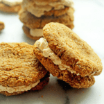 Oatmeal and Cream Cookie Sandwiches | Grandbaby Cakes