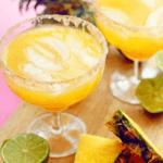 Pineapple Mocktail Margaritas | Grandbaby Cakes