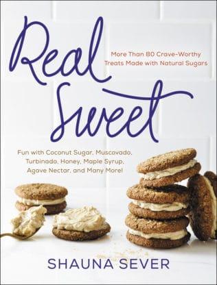 Real Sweet Cookbook Giveaway | Grandbaby Cakes