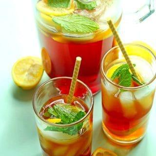 Southern Sweet Tea 1 320x320 - Southern Sweet Tea Recipe
