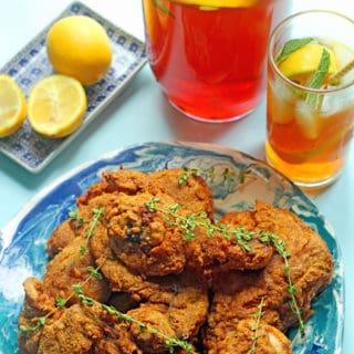 Sweet Tea Fried Chicken 2 320x320 - Sweet Tea Fried Chicken Recipe