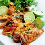 Tequila Lime Chicken Recipe | Grandbaby Cakes