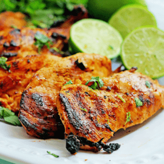 Tequila Lime Chicken Recipe - Get your grill going, and add these wonderful citrus flavored grilled tequila lime marinated chicken to your summer menus!
