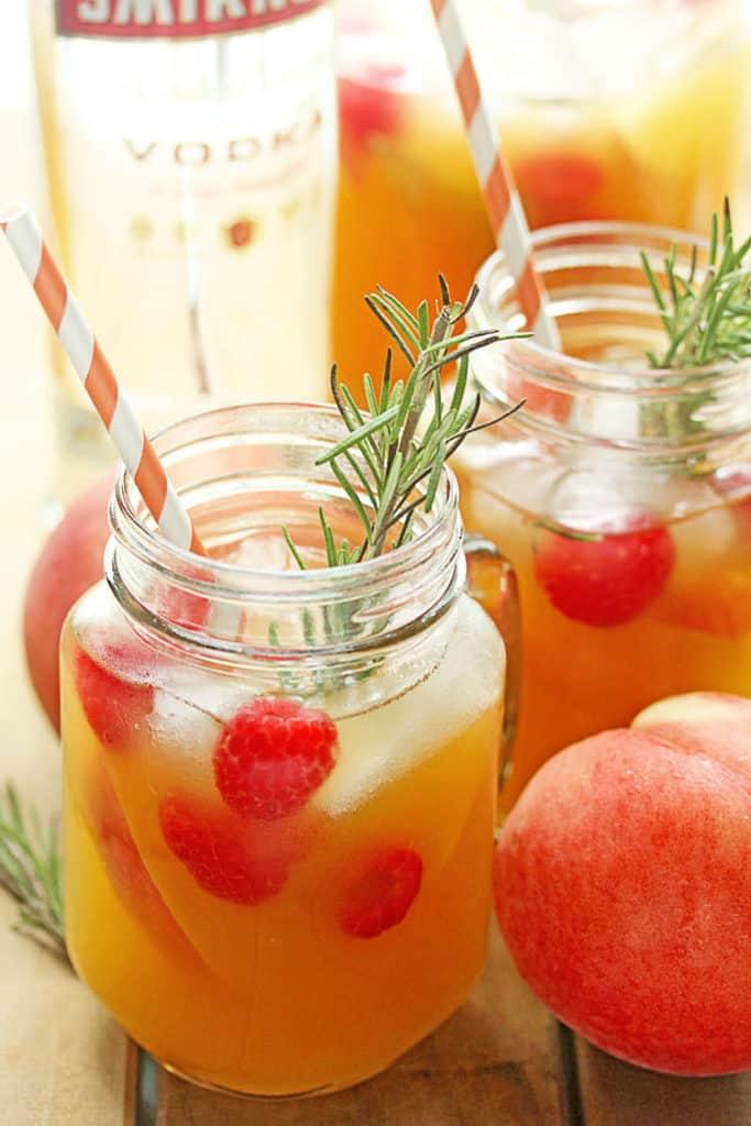 Peach Nectar Punch 5 683x1024 - Peach Nectar Punch Recipe
