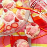 Spiked Sherbet Frappe Punch | Grandbaby Cakes