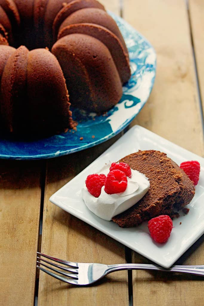 Chocolate Pound Cake 1 683x1024 - Deep Chocolate Pound Cake Recipe