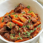 Classic Beef Stew | Grandbaby Cakes