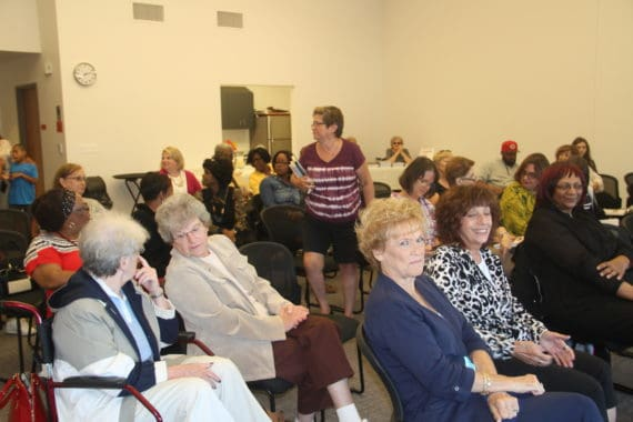 Grandbaby Cakes Tour at Frankfort Public Library