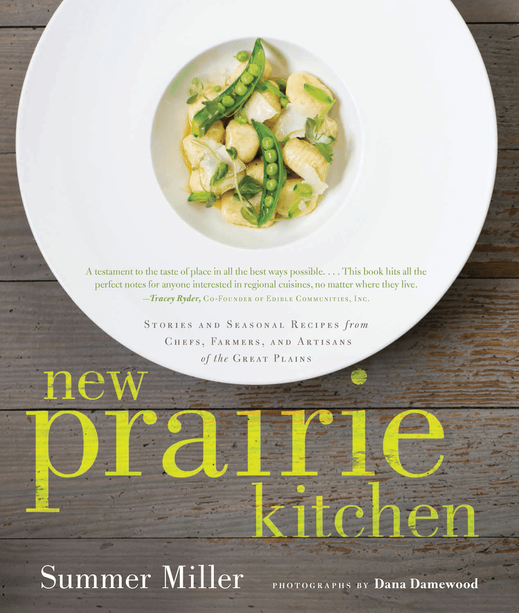 New Prairie Kitchen Cookbook