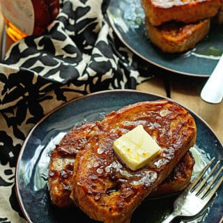 Pumpkin French Toast 1 320x320 - Perfect Pumpkin Spice French Toast!