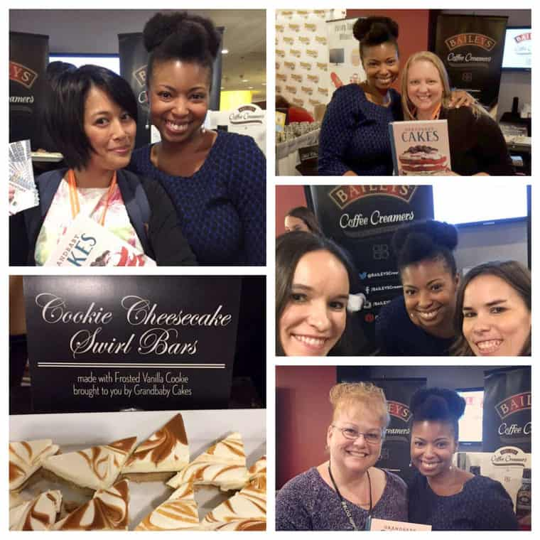 Blogher Food Chicago 2015 | Grandbaby Cakes