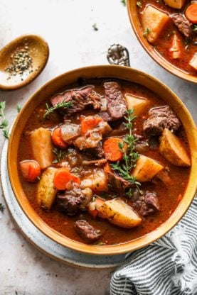 Beef Stew 1 277x416 - Delicious Beef Stew Recipe (How to Make Beef Stew)