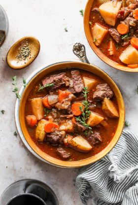 Beef Stew 2 280x416 - Delicious Beef Stew Recipe (How to Make Beef Stew)
