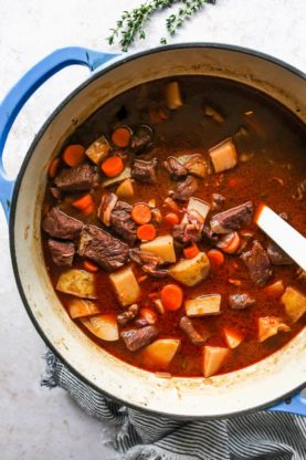Beef Stew 6 277x416 - Delicious Beef Stew Recipe (How to Make Beef Stew)