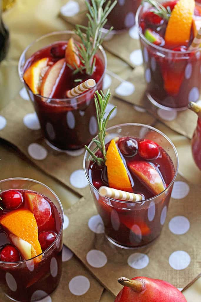Coke Sangria Mocktail 1 683x1024 - Coke Sangria Mocktail