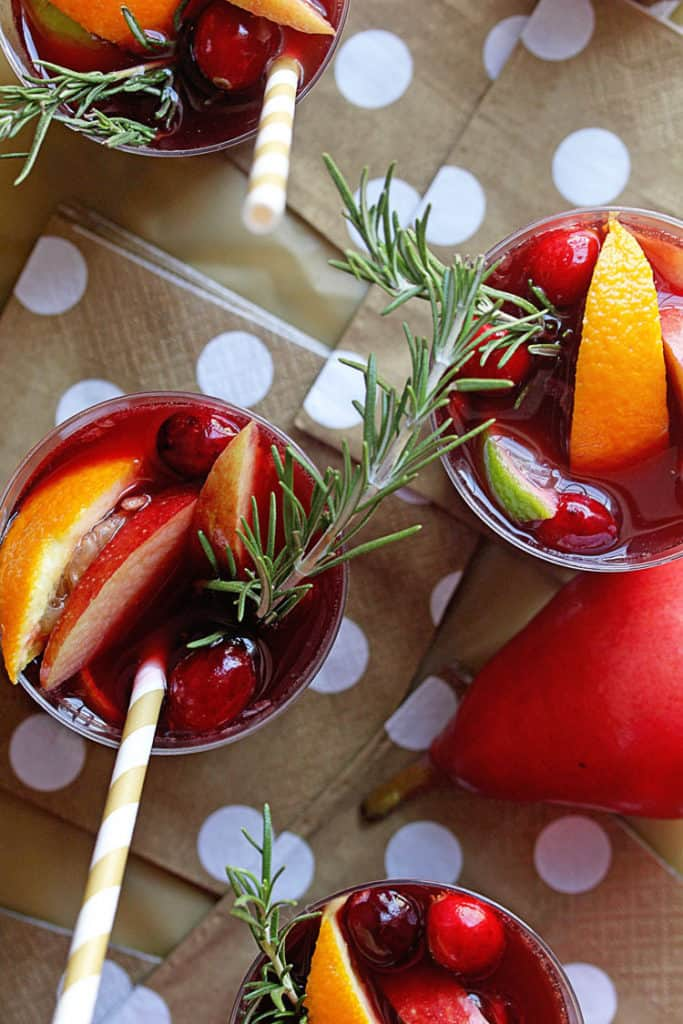 Coke Sangria Mocktail 3 683x1024 - Coke Sangria Mocktail