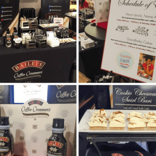 Blogher Food 2015 with BAILEYS Coffee Creamers