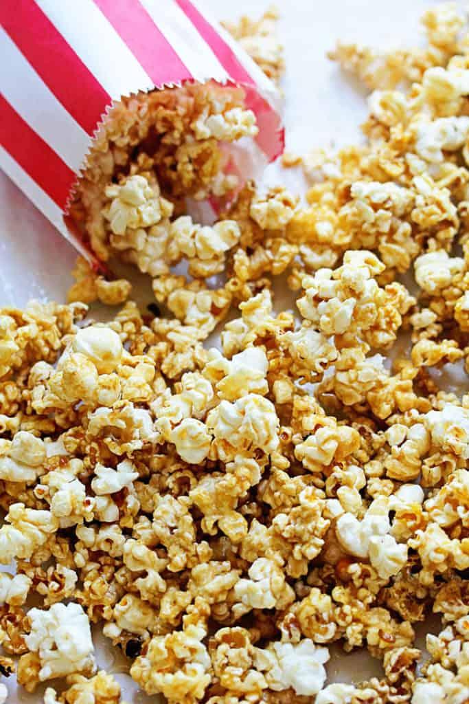 Coke Caramel Popcorn   Grandbaby Cakes