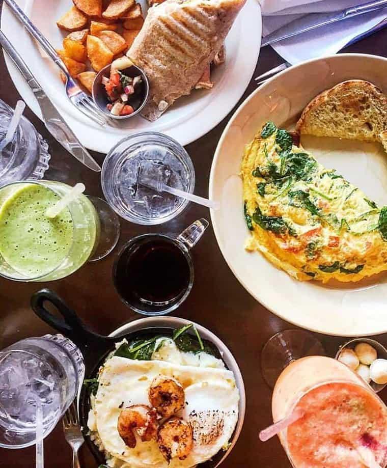 "Welcome to Grand Rapids San Chez Breakfast - Welcome to Grand Rapids aka ""A Foodie's Dream!"""