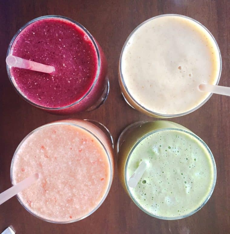 """Welcome to Grand Rapids San Chez smoothies 1008x1024 - Welcome to Grand Rapids aka """"A Foodie's Dream!"""""""