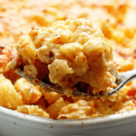 Southern Baked Macaroni and Cheese Recipe| Grandbaby Cakes