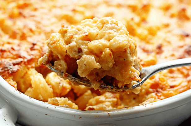 creamy baked mac and cheese recipe