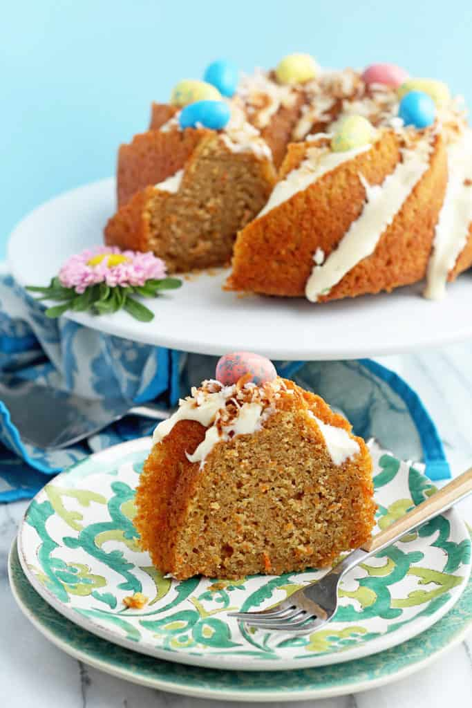 Easy Carrot Cake Pound Cake Recipe - Grandbaby Cakes Best Pound Cake Recipes Page