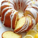 The Ultimate Lemon Cake Recipe (Best Lemon Pound Cake Recipe on the Internet) | Grandbaby Cakes