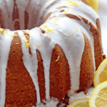 Lemon Pound Cake Lemon Cake Recipe