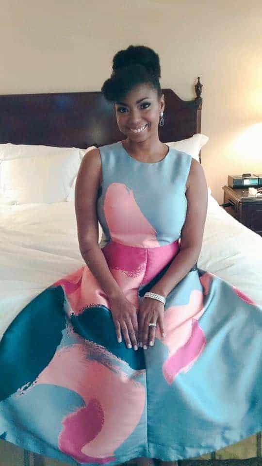NAACP Image Awards 2016 Dinner at hotel Jocelyn Delk Adams - NAACP Image Awards 2016