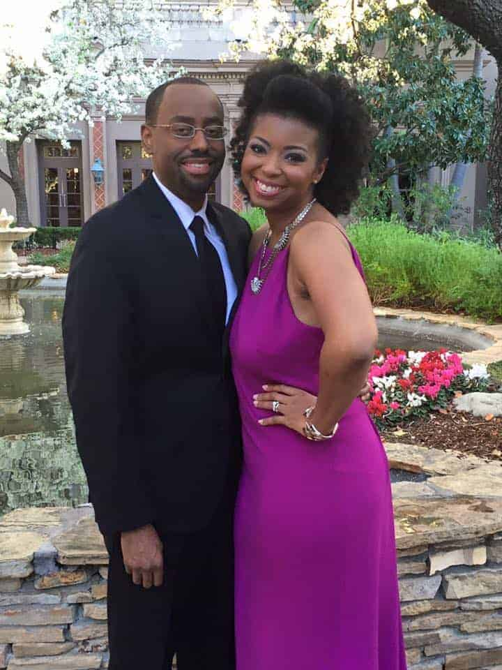 NAACP Image Awards 2016 Jocelyn Delk Adams and Frederick Adams - NAACP Image Awards 2016