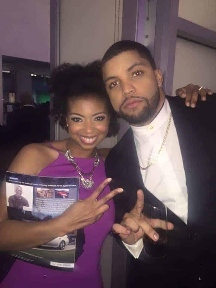 NAACP Image Awards 2016 OShea Jackson Jr - NAACP Image Awards 2016