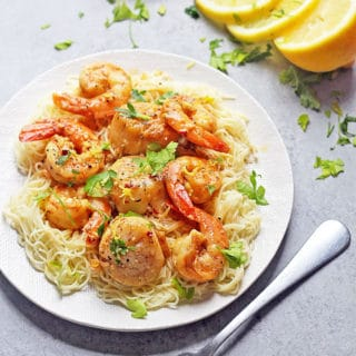 Scallop and Shrimp Scampi Recipe