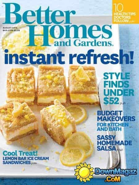 bhg aug 2014 cover