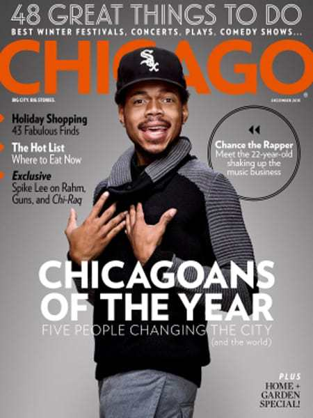 chicago magazine december 2015