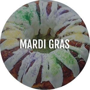 mardigras - Holiday Recipes
