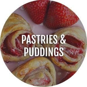 pastriespuddings
