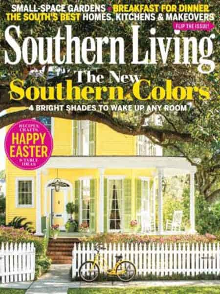 southern living mar 2016